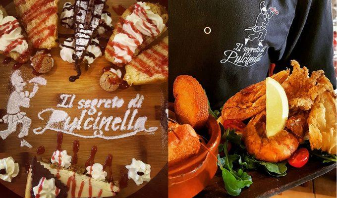 Il segreto di Pulcinella